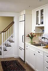 Appliance-Panels-Country-Kitchen-Photos